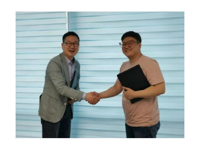 [디지털타임스] 태산-안현민 셰프, `태디`로 조우하다